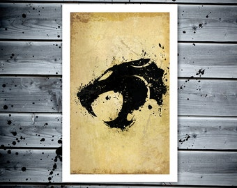 Thundercats downloadable digital art print