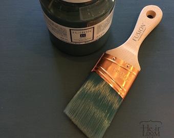 Fusion Fine Finishing Paint Brush - Synthetic Bristle