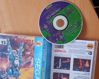Sega CD: Robo Aleste ( 2D Arcade Shooter )