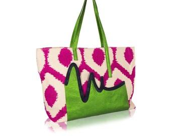 Positano Model Shopper Bag
