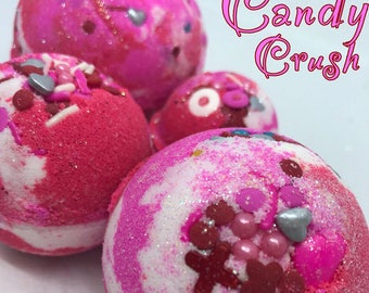 Candy Crush Bath Bomb, 5 Sizes to Choose From with Free Shipping in the U.S.!