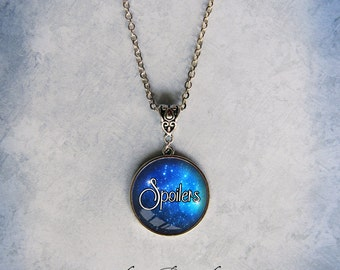 Spoilers Necklace