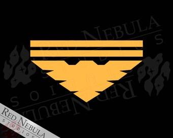 Archangel Vinyl Decal, Garrus Vakarian Car Decal, Vinyl Sticker, Laptop Decal, Mass Effect Decal, Garrus Archangel Symbol, ME2 Window Decal