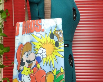 Mario WRETRO WRAPPER tote bag