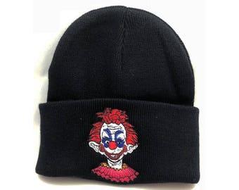 Klown Invader #3 beanie horror comedy