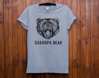 Grandpa bear shirt / Grandpa gifts / Grandpa shirt / Grandpa gift / Grandfather gift / Grandparents gift / Gift for grandpa / Grandpa bear