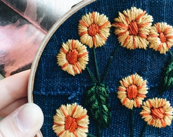 marigolds // MADE TO ORDER