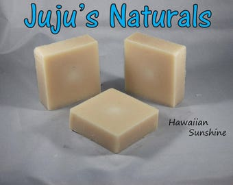 Hawaiian Sunshine - Handmade Soap