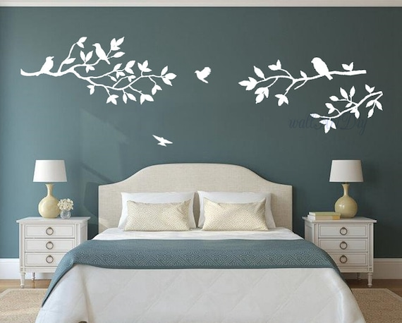Best Stencil Pareti Camera Da Letto Contemporary - Home Design ...