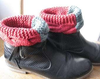 Cuffs for wrists or shoes