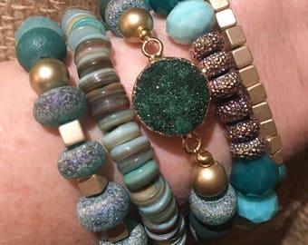 Bohemian Love Bracelet
