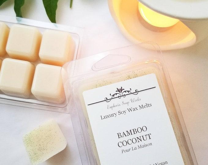 Bamboo Coconut Soy Wax Melts