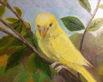 Custom Pet Painting, Pet Portrait, Paint Your Pet