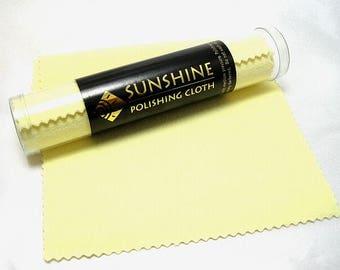 Sunshine Jewelry Polishing Cloth