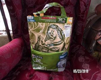 Market bag, beach bag, craft bag, shopping bag