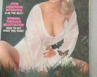 Vintage Playboy June 1980 Magazine