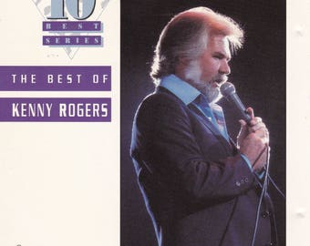 The Best of Kenny Rogers - 10 Best Series.