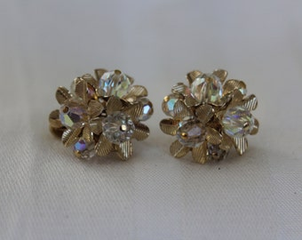 Vendome Clip-on Earrings