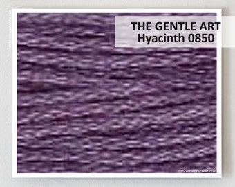 HYACINTH 0850 Gentle Art GAST hand-dyed embroidery floss cross stitch thread at thecottageneedle.com