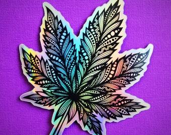Holographic Pot Sticker