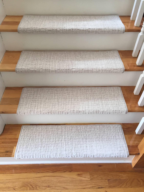 Scenic City North Shore TRUE Bullnose™ Carpet Stair Tread   Beaulieu    Scotchgard™   Pet   Odor Eliminator Magic Fresh®   (Sold Per Step)