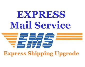 Express mail service upgrade