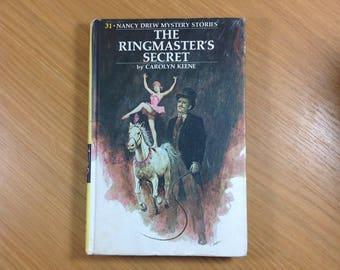 The Ringmaster's Secret Nancy Drew 1975