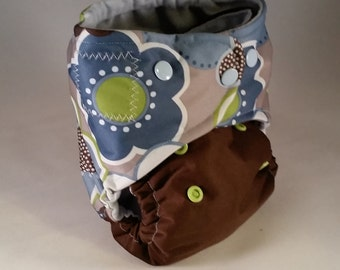AIO OS Diaper / Cloth Diaper / Cloth Nappy