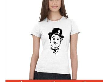 Charlie Chaplin tee
