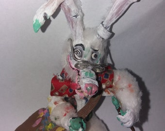 Mad Easter Bunny