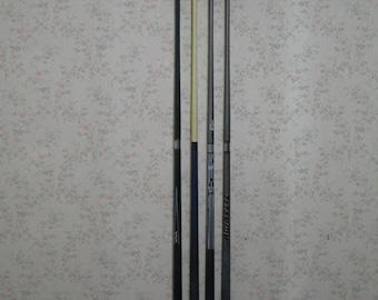 3 or 4 Cue Wall Mounted Pool Cue Storage Rack