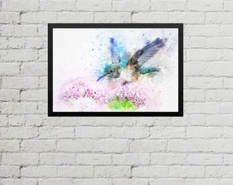 Bird Wall Art Decor Prints | Bird Art | Bird Artwork | Bird Prints | Bird Posters | Bird Decor | Bird Art Printables
