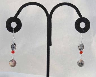 Earth Day Tribute Earrings #1
