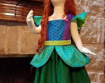 Ariel Princess Inspired