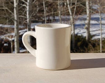 Vitreous Diner Mug
