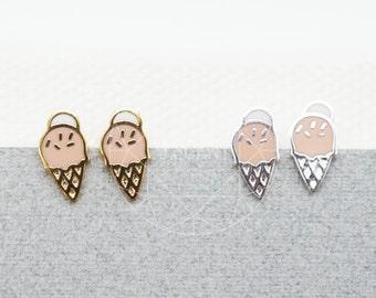 Sweet Ice-cream Earrings
