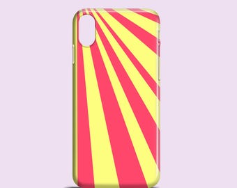 Geometric phone case / iPhone X / circus iPhone 8 / iPhone 7 circus / iPhone 7 Plus / iPhone 6 / iPhone 5/5S, Se / Samsung Galaxy S7, S6, S5