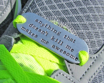 custom shoe tag - inspiration for the sole