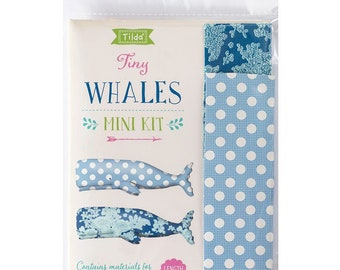Tilda - Tiny Whale Kit