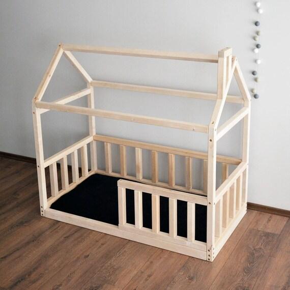 Telaio del letto di casa letto bambino montessori lettino - Telaio del letto ...