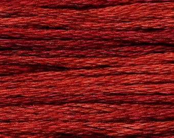 1333 Lancaster Red - Weeks Dye Works 6 Strand Floss
