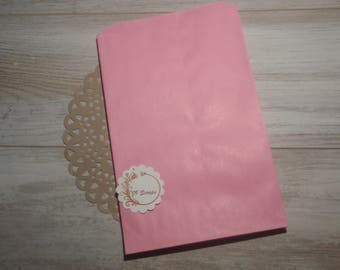 Merchandise Bag - Petal Pink