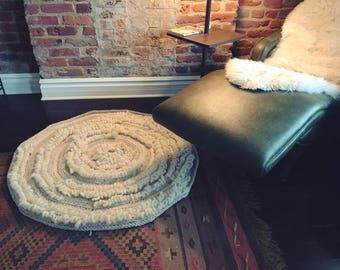 Cozy Crochet Rug