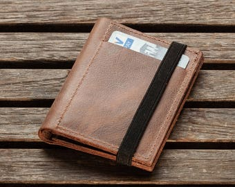 Men's Wallet, Mens Leather Wallets, Minimal Wallet, Gift Ideas, For Him