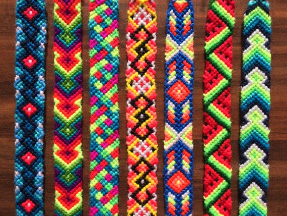 friendship bracelet designs friendship bracelet woven braided knoted bracelet friendship 12469