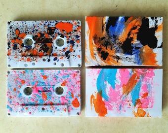 Mixtape - Build Your Own Custom Cassette (White - 30min)