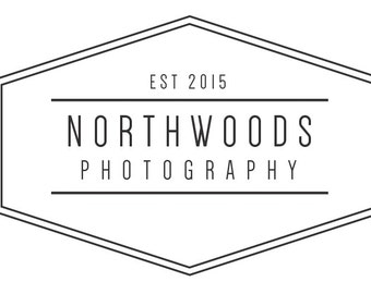 Premade logo-instant download-photography logo