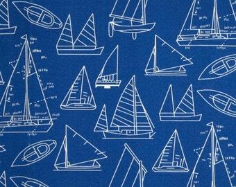 waverly sea sails marine  nautical curtain valance