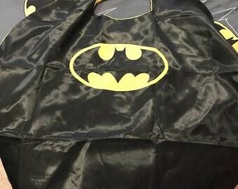 Batman Cape and Mask