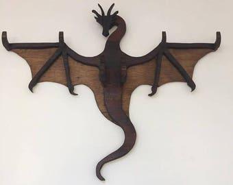 Dragon Wall Decoration/Coat Hanger